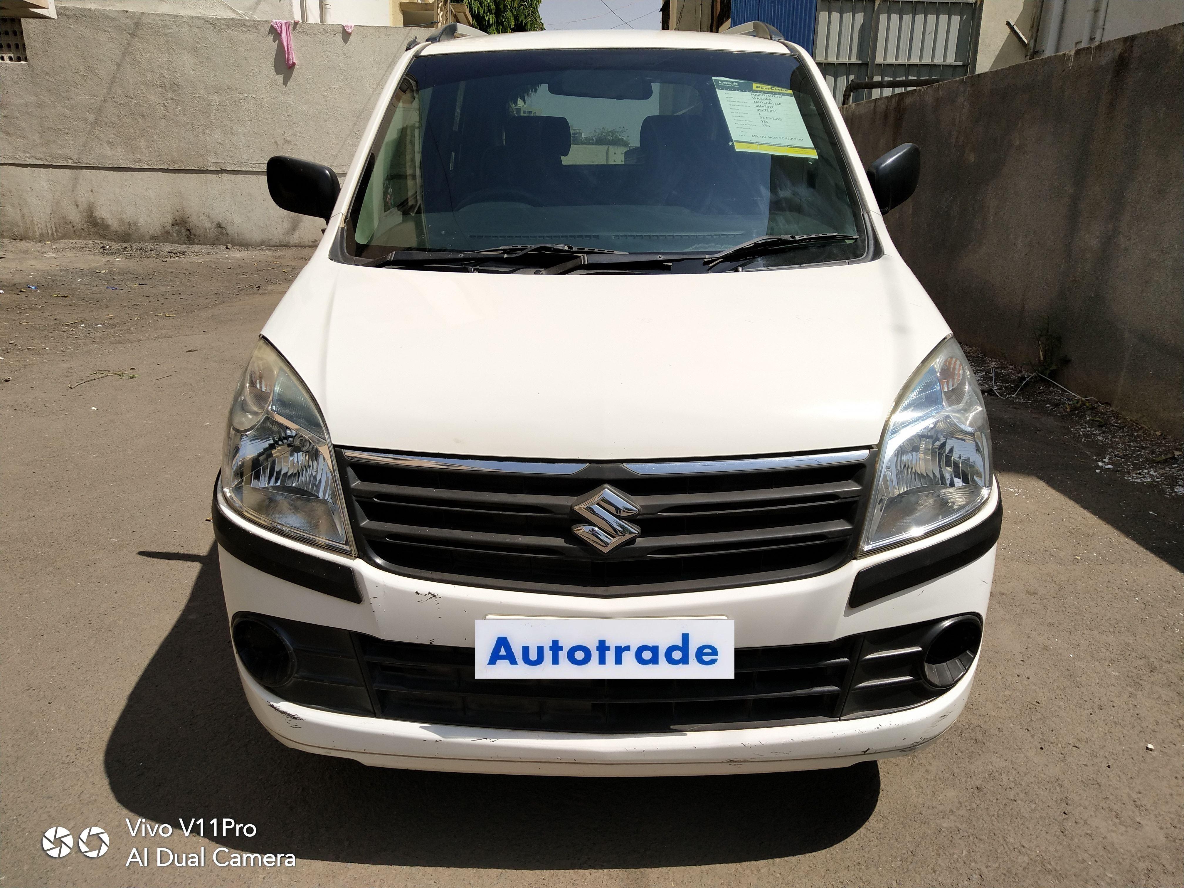 Maruti Suzuki Wagon R 1 0 Lxi - Mahindra First Choice