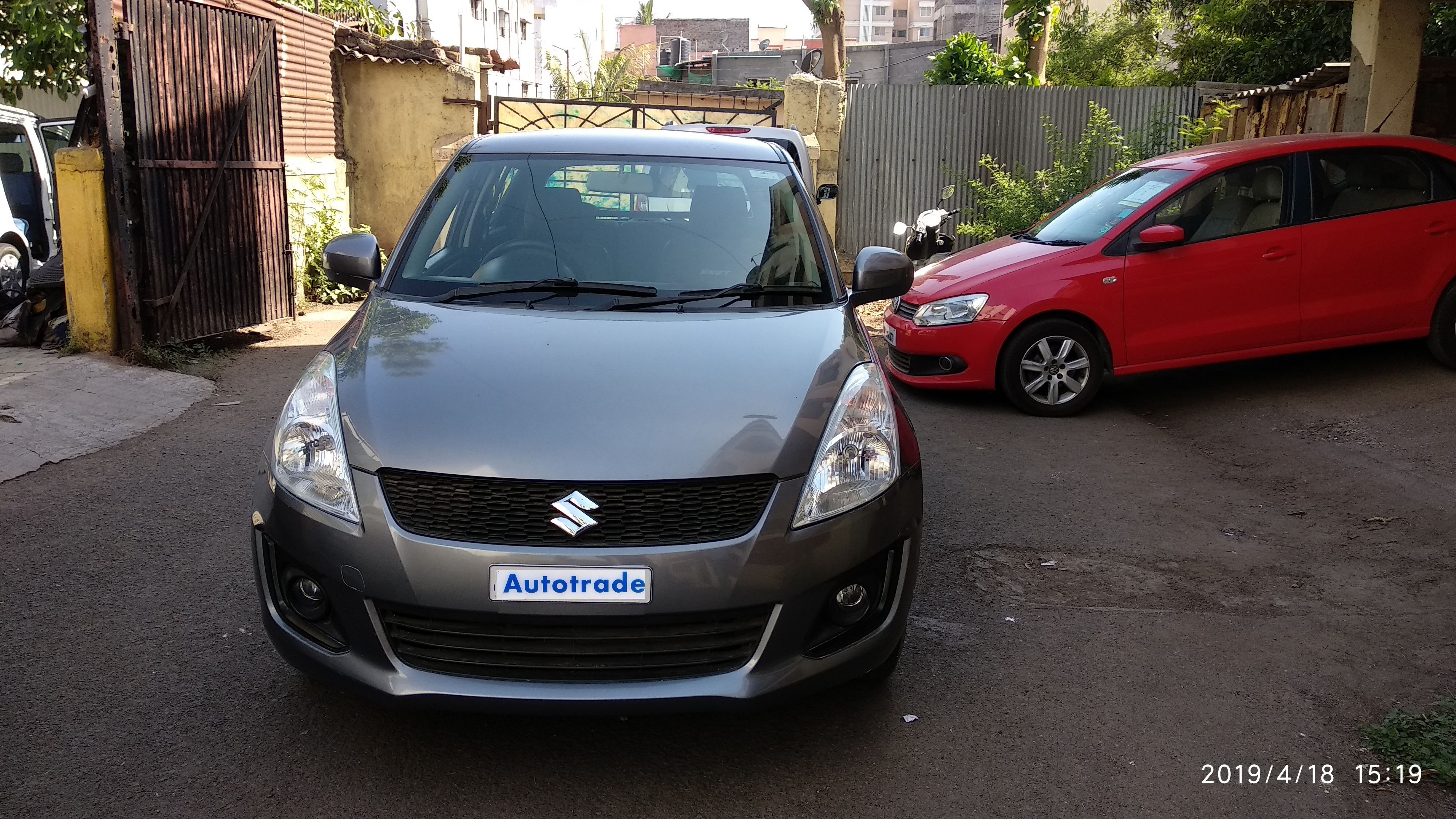 Maruti Suzuki Swift Lxi O Mahindra First Choice