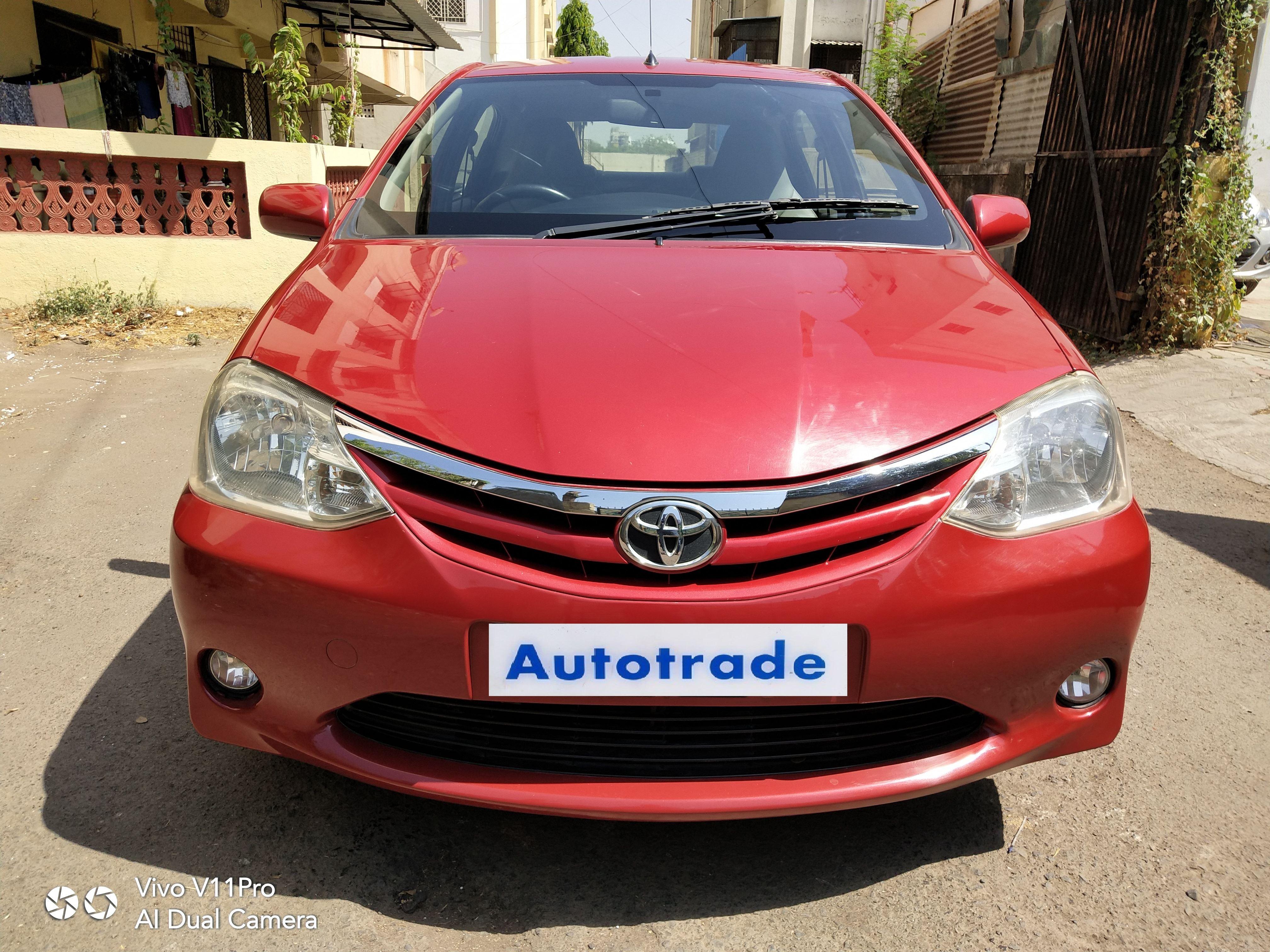 Toyota Etios G - Mahindra First Choice