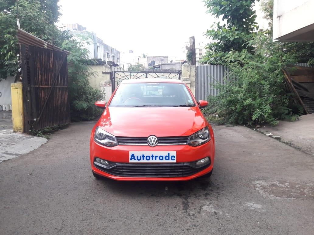 2017 Used Volkswagen Polo COMFORTLINE 1.2L PETROL