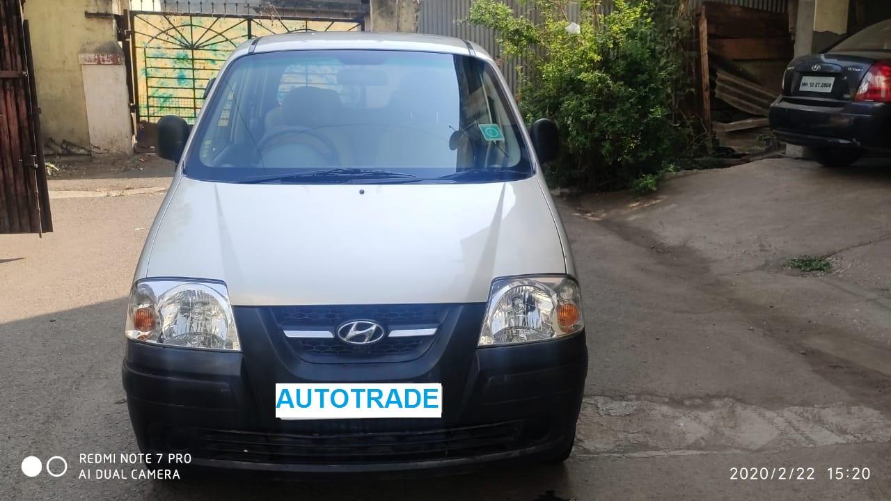 2007 Used Hyundai Santro Xing XG