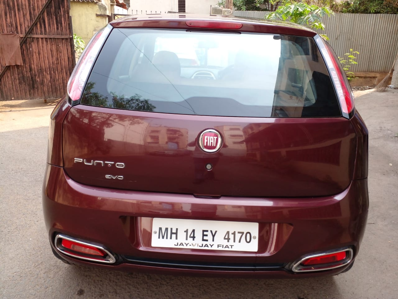 2015 Used FIAT GRAND PUNTO ACTIVE 1.2