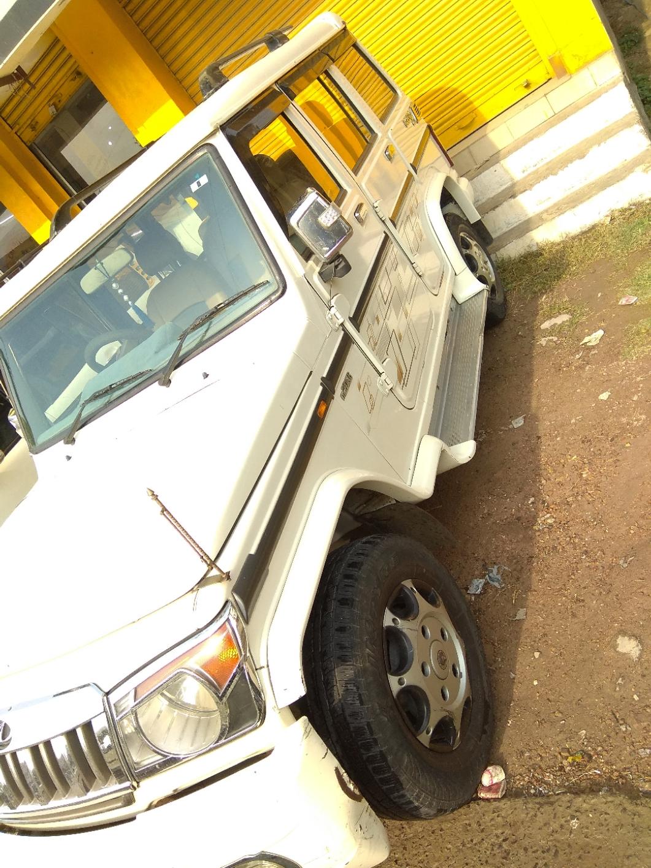 2015 Used Mahindra Bolero SLX