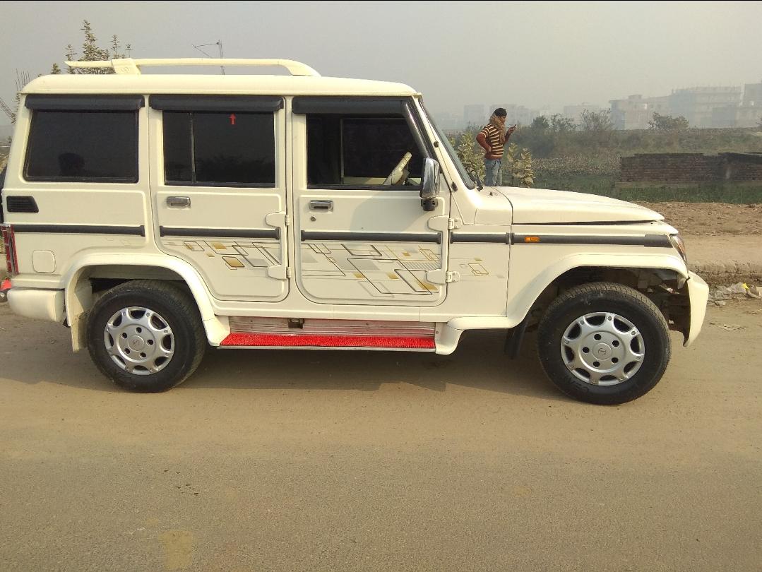 2015 Used Mahindra Bolero SLX 4WD