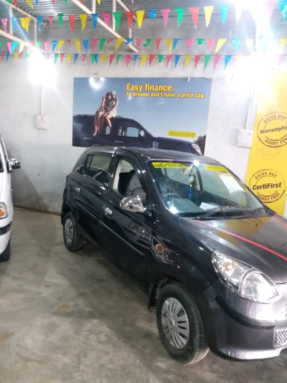 2014 Used Maruti Suzuki Alto 800 VXI O