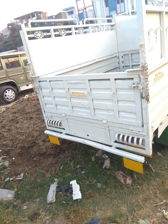 2016 Used Mahindra Bolero CAMPER DX