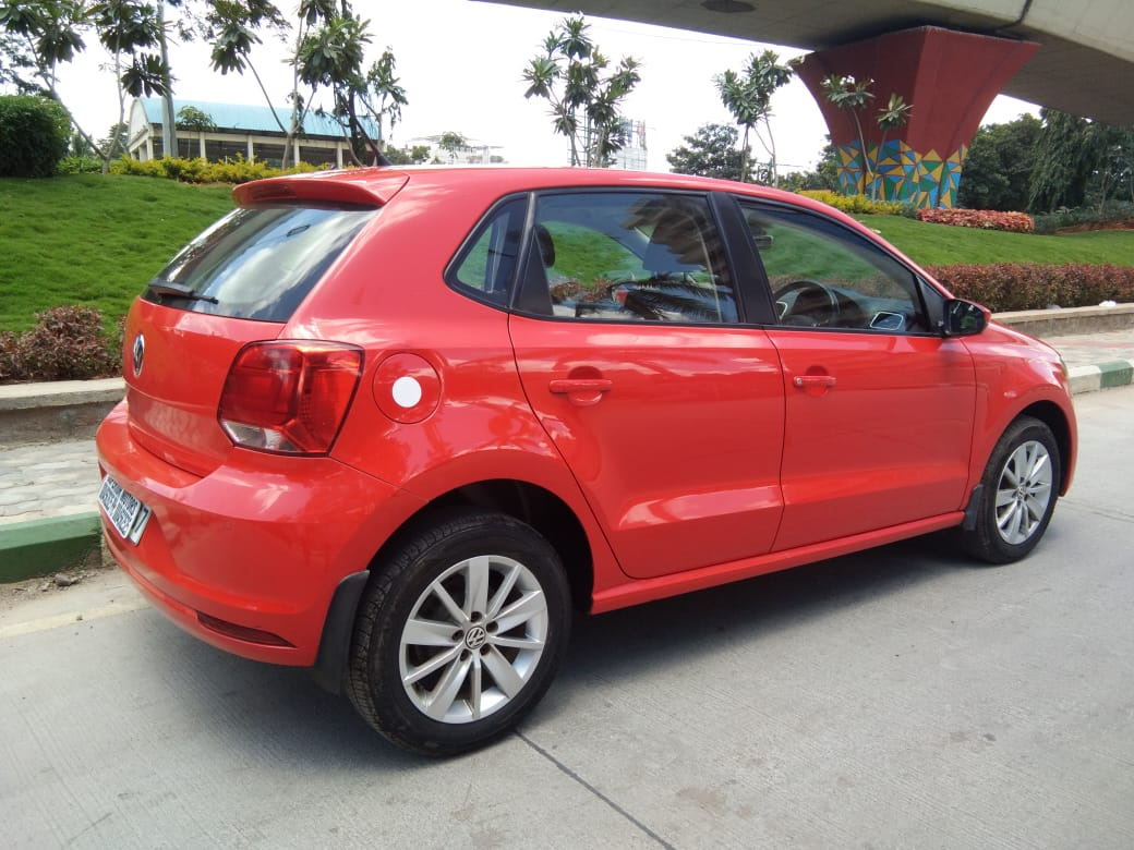 2016 Used Volkswagen Polo HIGHLINE1.2L PETROL
