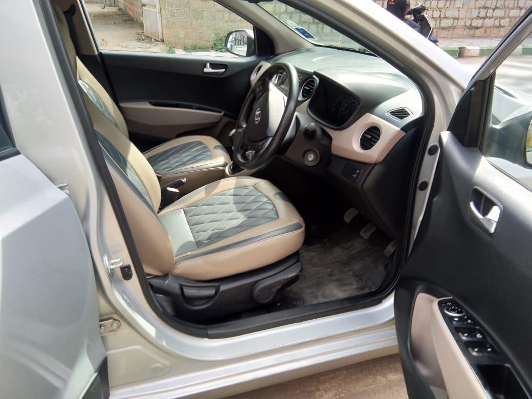 2016 Used Hyundai Xcent SX 1.2
