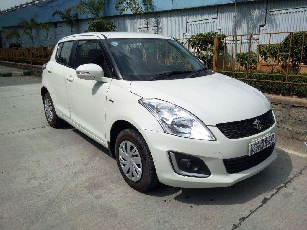 2014 Used MARUTI SUZUKI SWIFT VXI