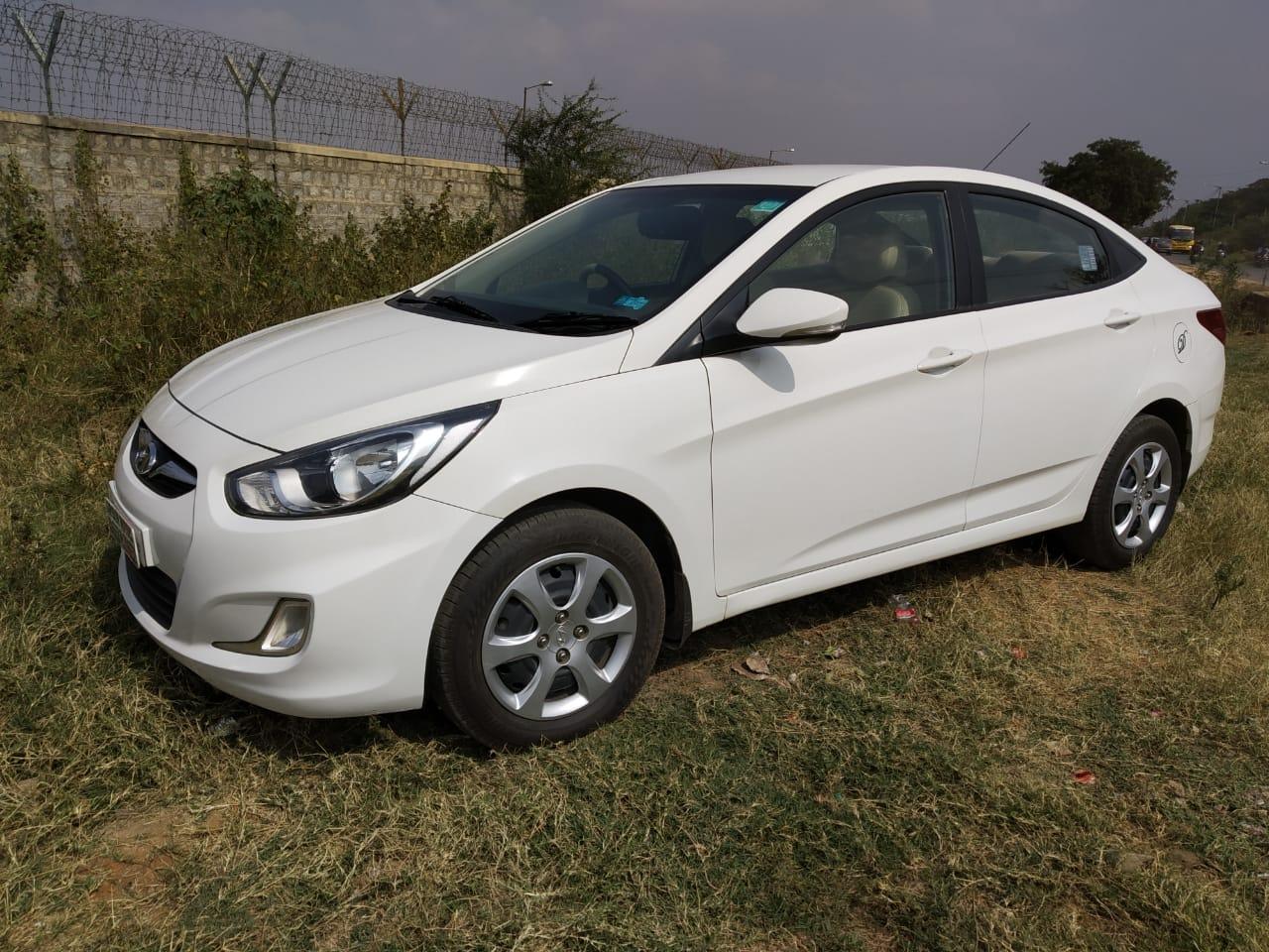 2013 Used Hyundai Verna FLUIDIC 1.4 CRDI