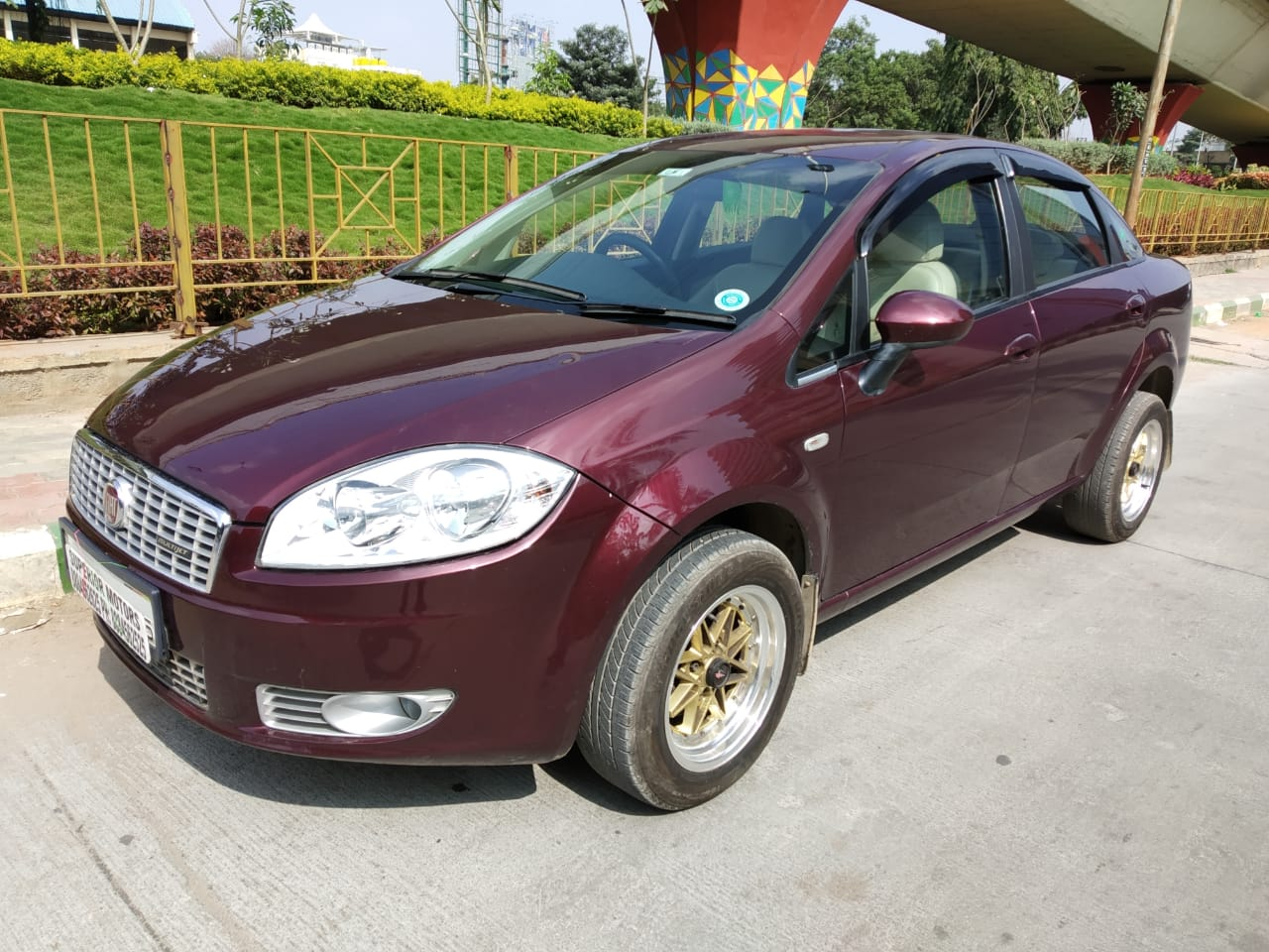 2013 Used FIAT LINEA DYNAMIC 1.3