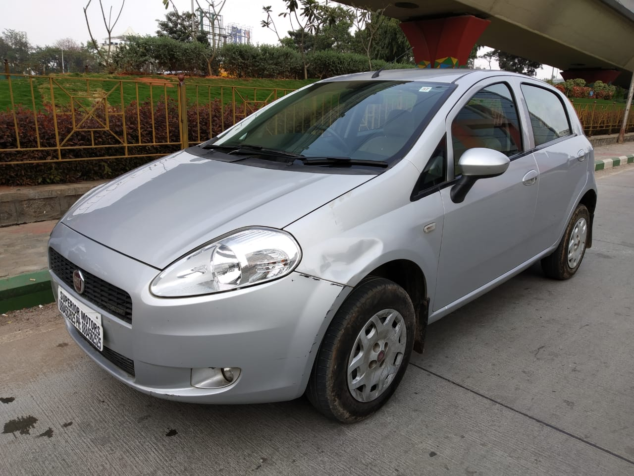 2012 Used Fiat Grand Punto ACTIVE 1.3