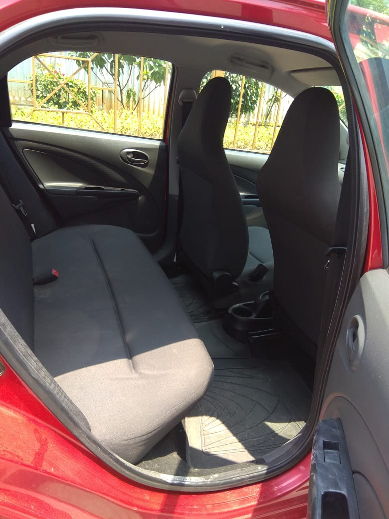 2012 Used Toyota Etios G