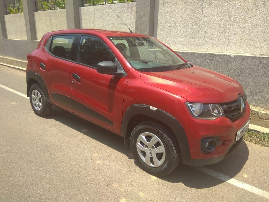 Renault Kwid Rxt Mahindra First Choice