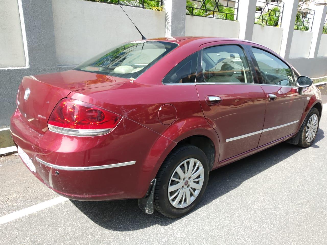 2009 Used FIAT LINEA DYNAMIC 1.3