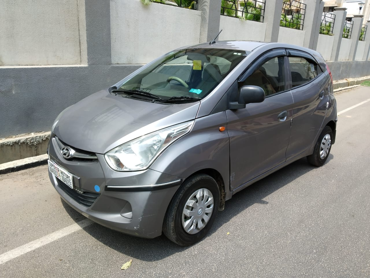 2014 Used Hyundai Eon D LITE PLUS