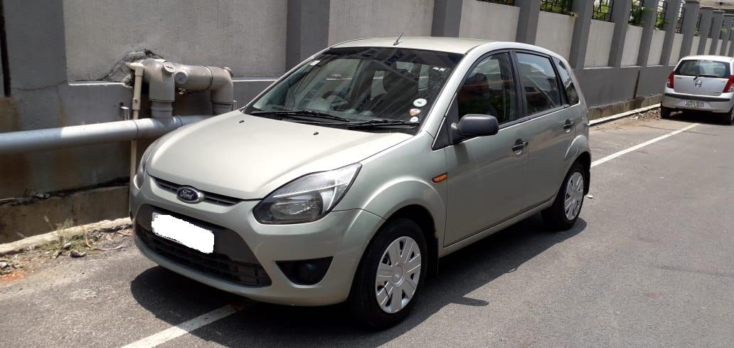 2010 Used Ford Figo LXI DURATEC 1.2