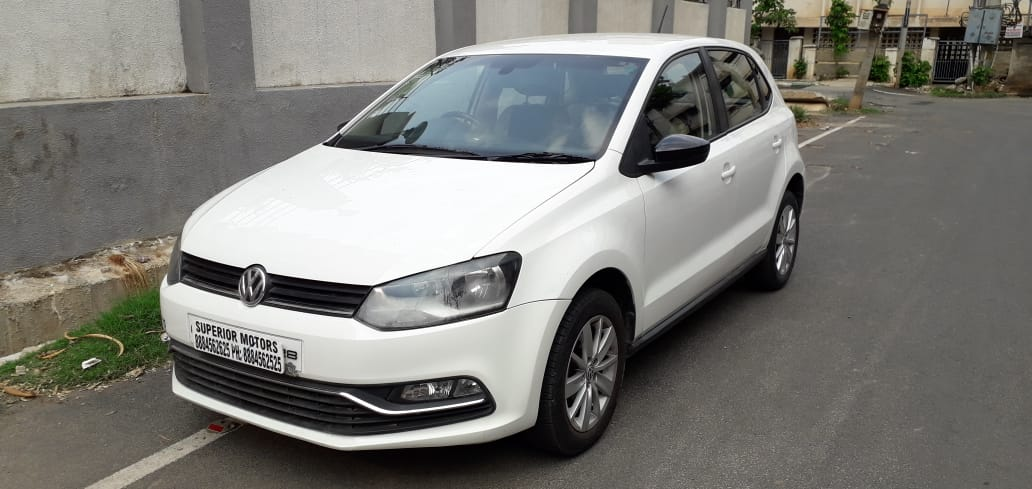 2016 Used VOLKSWAGEN POLO HIGHLINE 1.5L D