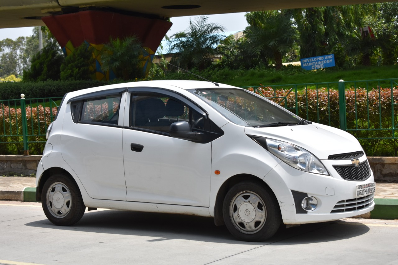 2012 Used CHEVROLET BEAT PS PETROL