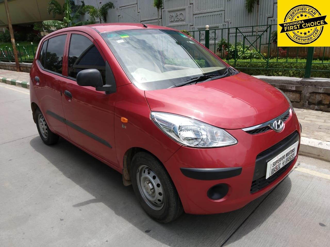 2008 Used Hyundai I10 ERA