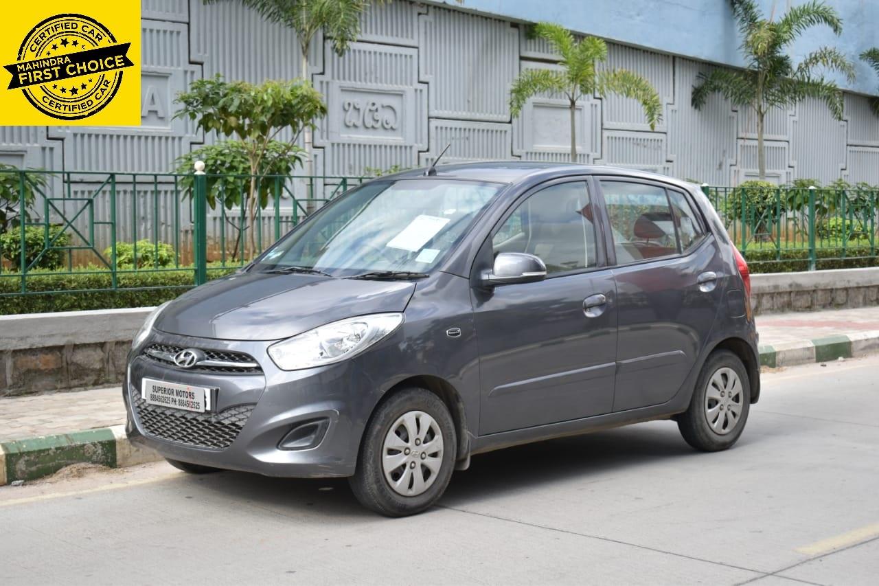 2013 Used Hyundai I10 SPORTZ 1.2 KAPPA2
