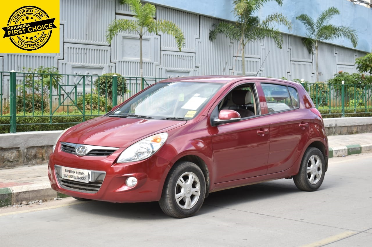 2011 Used Hyundai I20 ASTA 1.4 AT