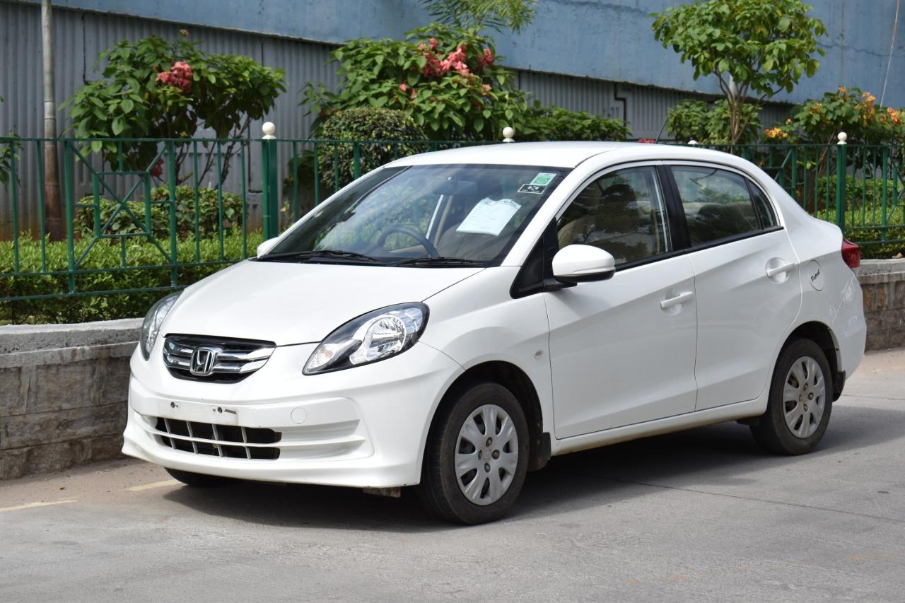 2015 Used Honda Amaze 1.2 SMT I VTEC