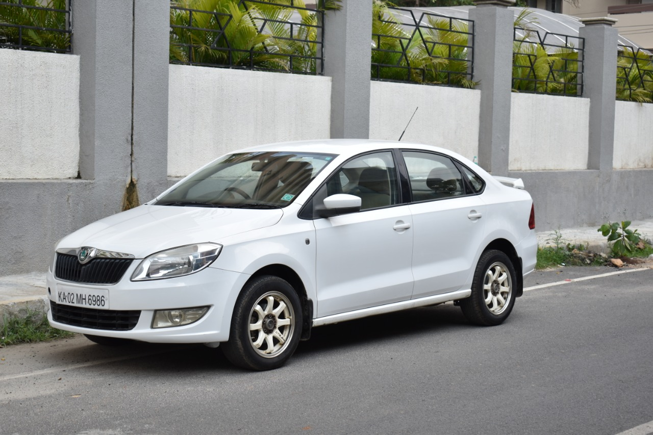 2012 Used SKODA RAPID(2011_2014) AMBITION 1.6 MPI AT PLUS