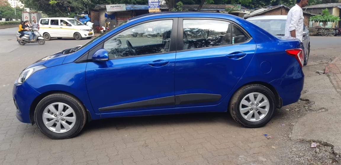 2014 Used Hyundai Xcent S AT 1.2 OPT