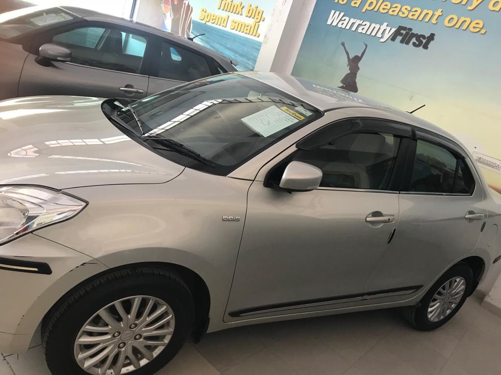 2017 Used Maruti Suzuki Swift Dzire ZDI BS IV