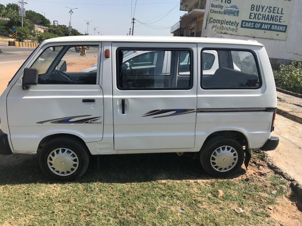 2014 Used Maruti Suzuki Omni 8 SEATER BS IV
