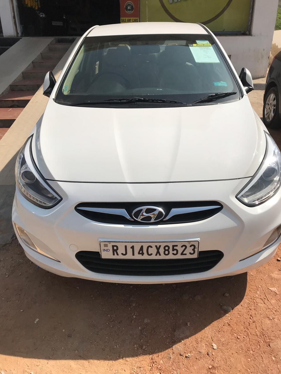 2014 Used Hyundai Verna 1.6 SX CRDI AT
