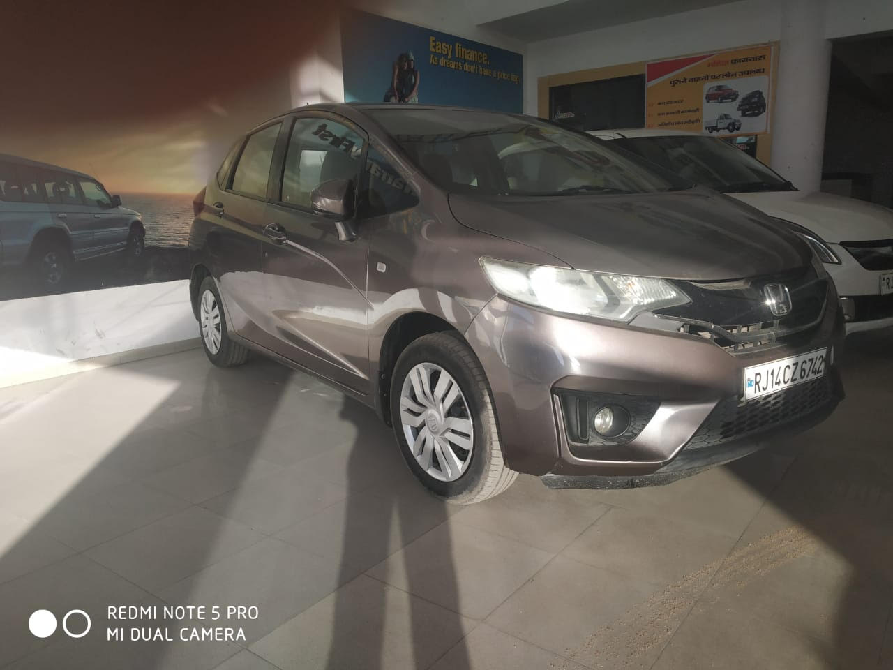 2015 Used Honda Jazz 1.2 SVMT