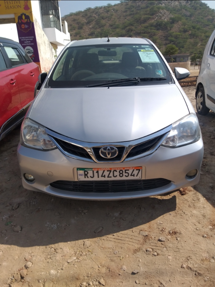 2015 Used Toyota Etios Liva VX