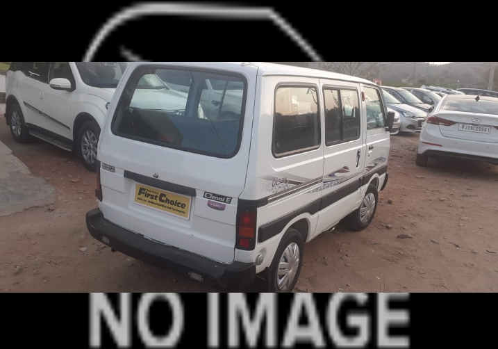 2018 Used Maruti Suzuki Omni 8 SEATER BS IV