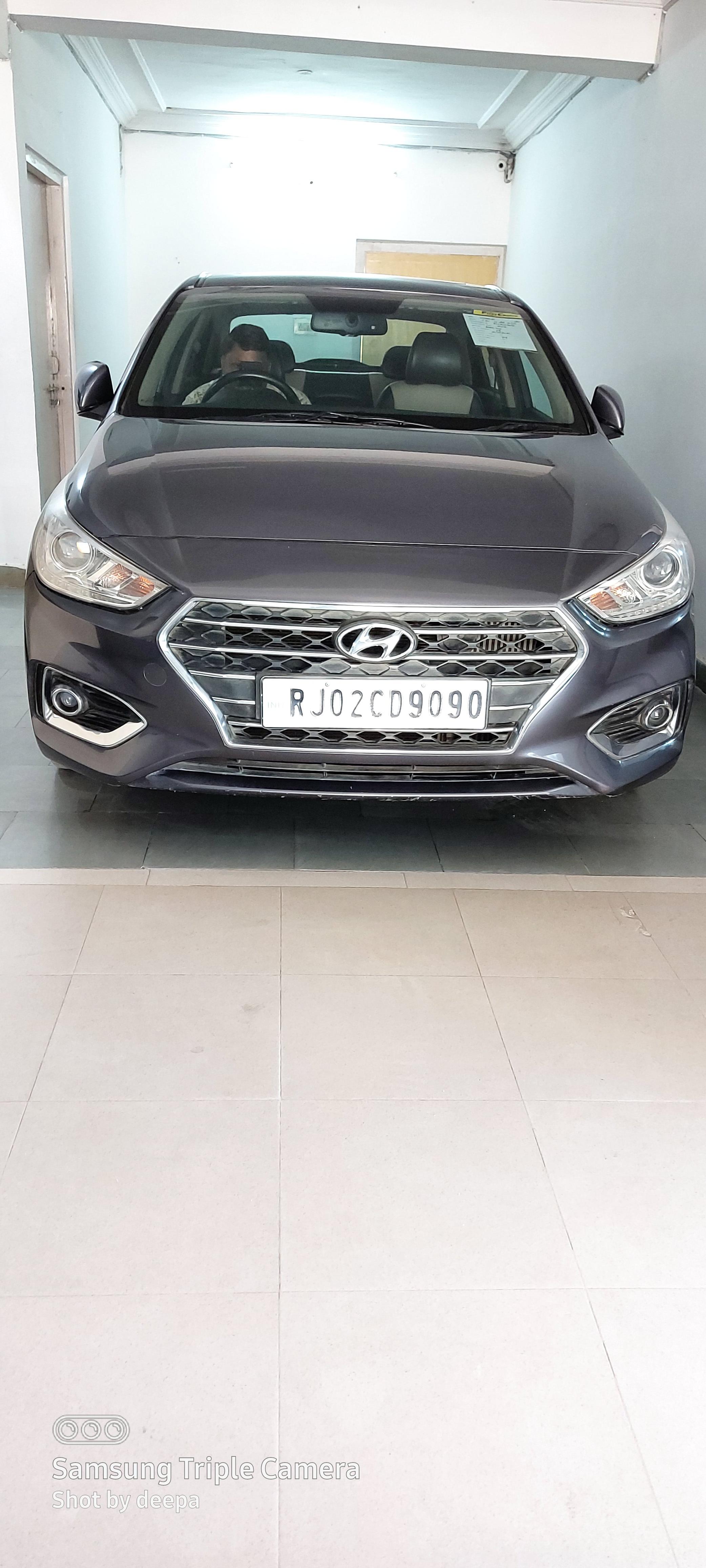 2017 Used Hyundai Verna 1.6 CRDI SX