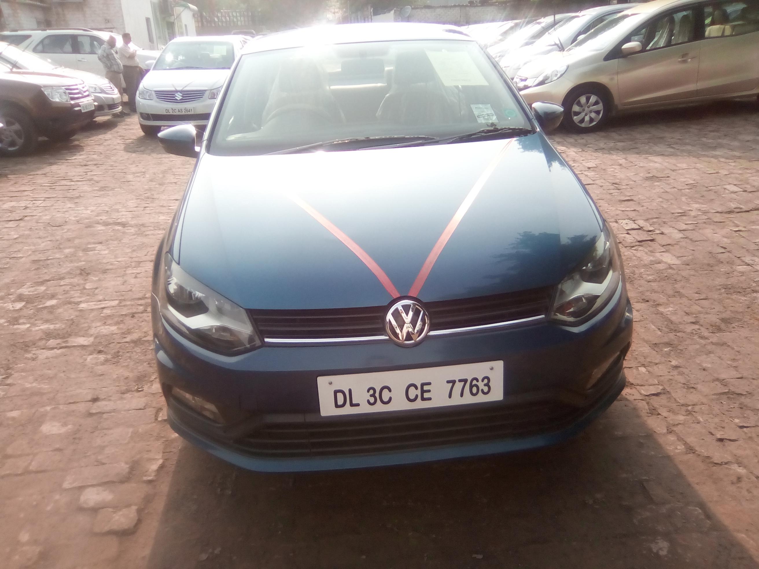 2016 Used Volkswagen Ameo COMFORTLINE PETROL