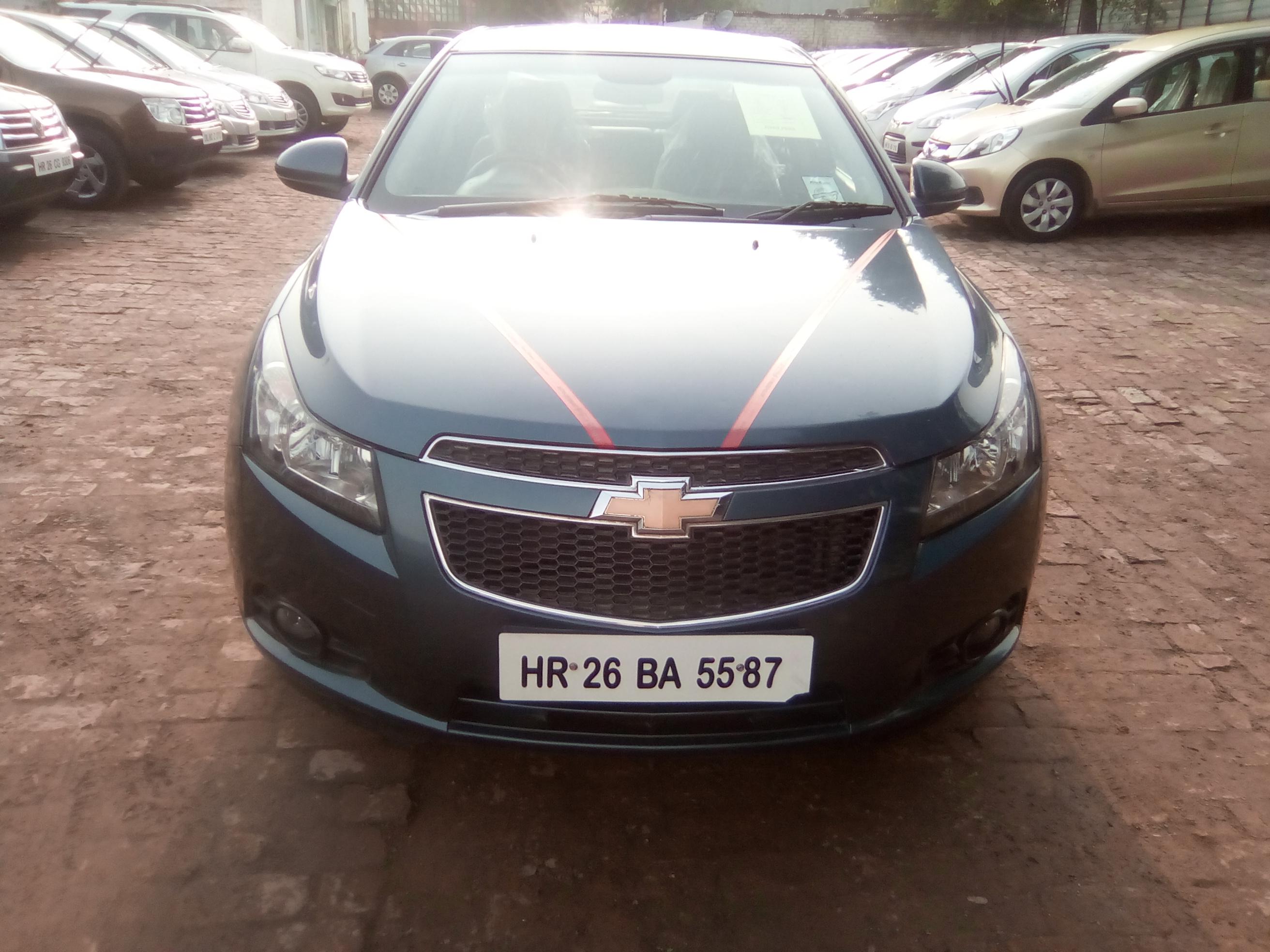 Chevrolet Cruze Ltz - Mahindra First Choice