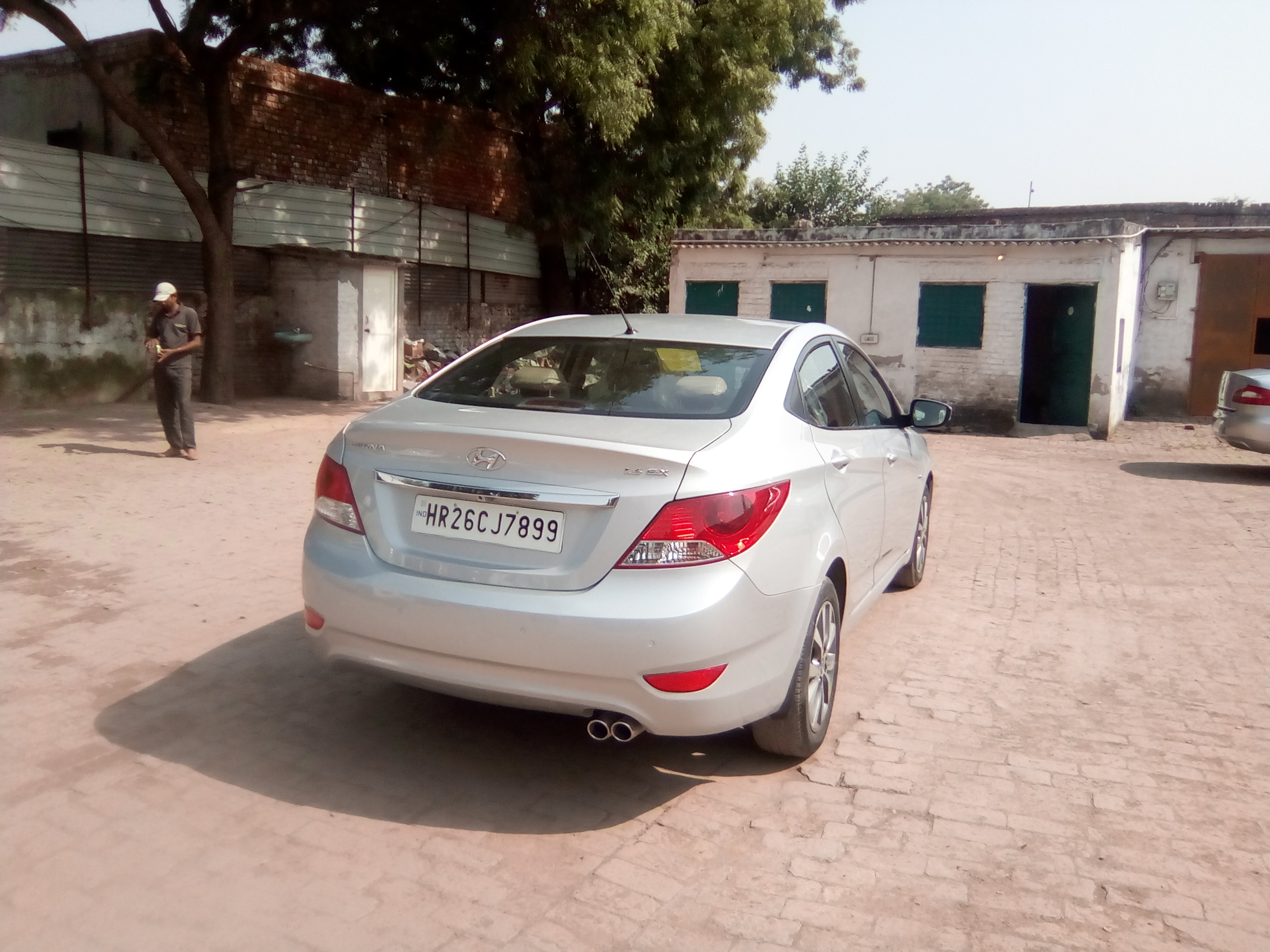 2014 Used Hyundai Verna FLUIDIC 1.6 EX VTVT