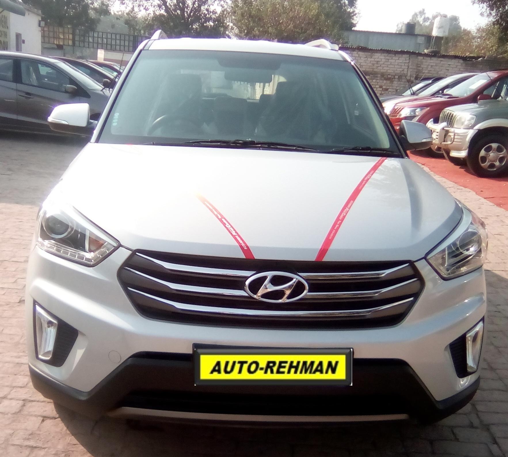 Hyundai Creta 1 6 Vtvt Sx Plus Mahindra First Choice