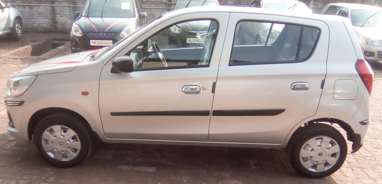 2017 Used Maruti Suzuki Alto K10 LXI CNG