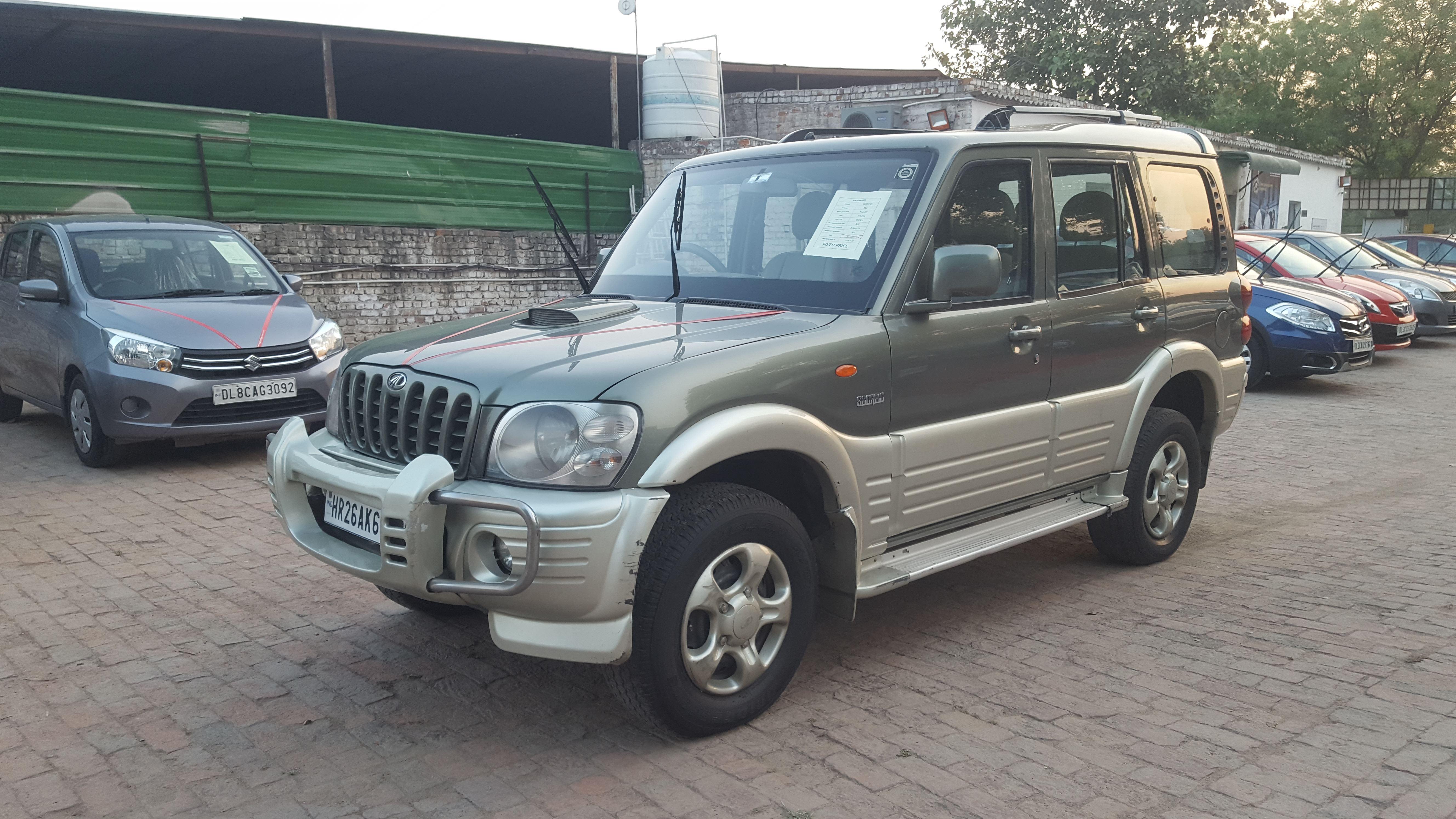 2007 Used Mahindra Scorpio SLE 2.6 CRDE