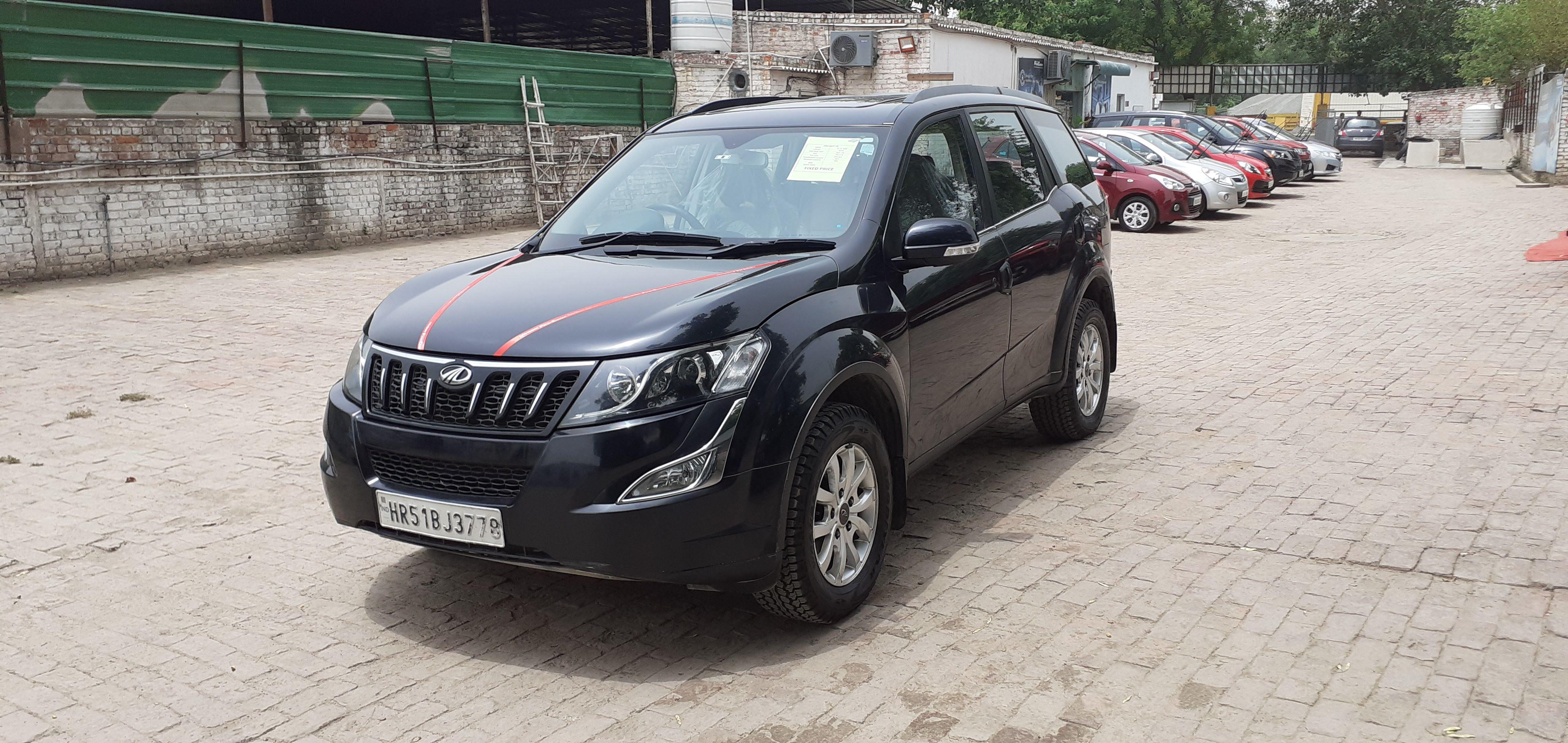 2016 Used Mahindra Xuv 500 W10
