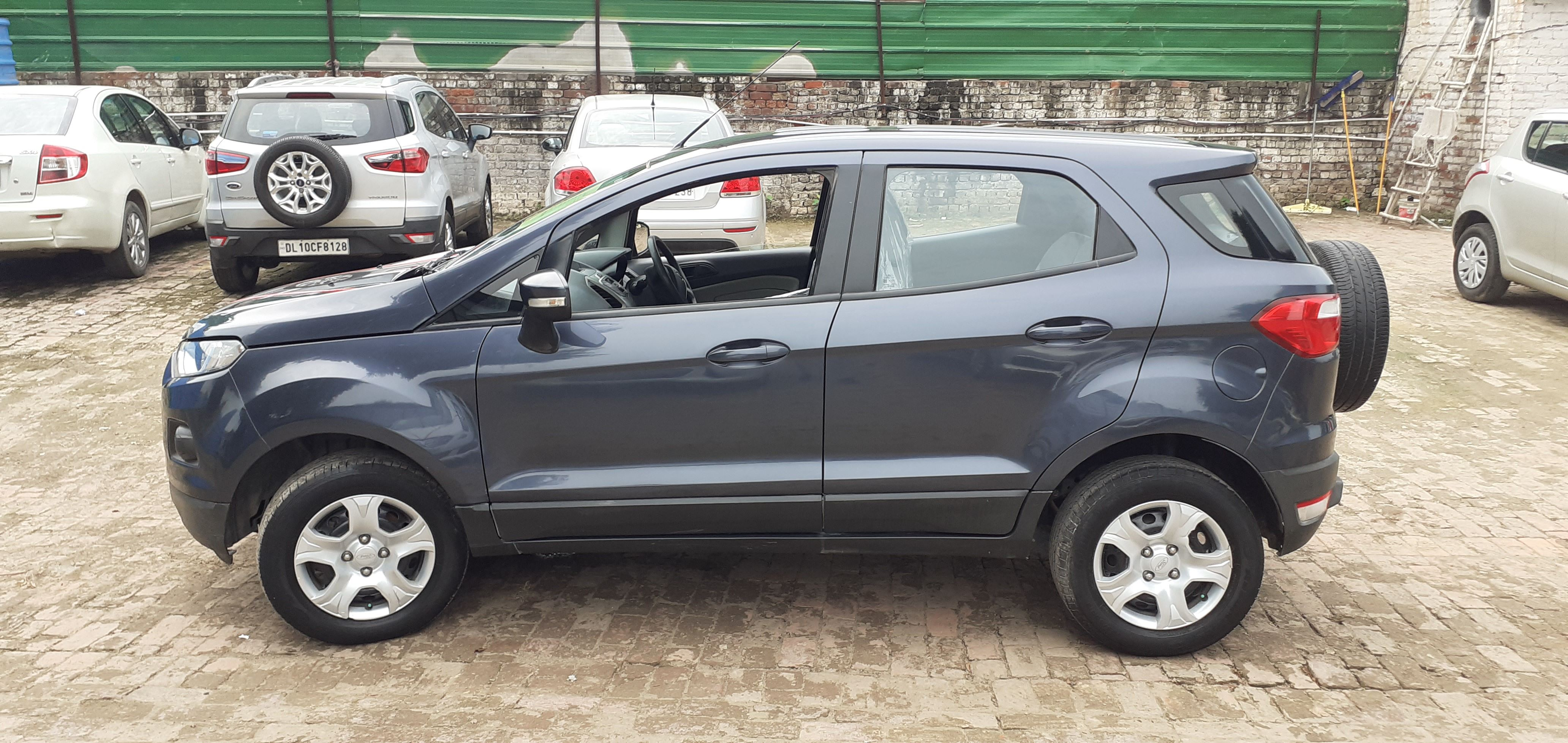 2014 Used FORD ECOSPORT AMBIENTE 1.5 TDCI