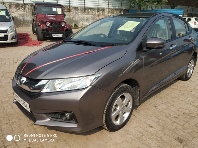 2016 Used Honda City 1.5 V MT