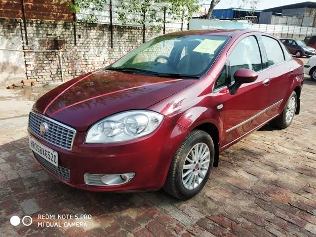 2010 Used Fiat Linea EMOTION 1.4