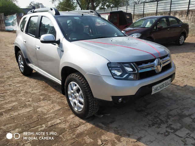 2016 Used RENAULT DUSTER 110 PS RXL