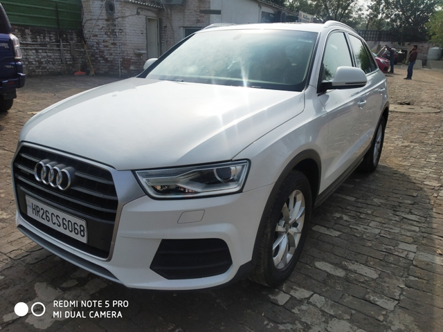 2015 Used Audi Q3 2.0 TDI PREMIUM PLUS