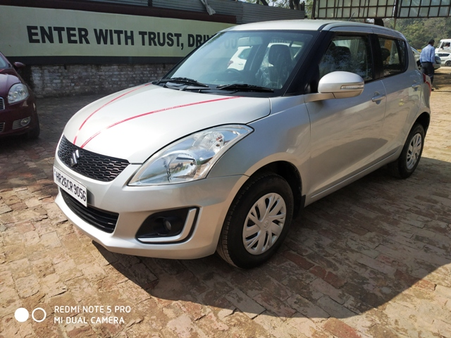 2015 Used MARUTI SUZUKI SWIFT(2014_2018) VXI