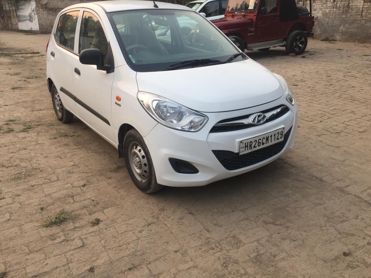 2014 Used Hyundai I10 MAGNA 1.2